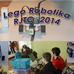 LEGO robotikas sacensības 2014