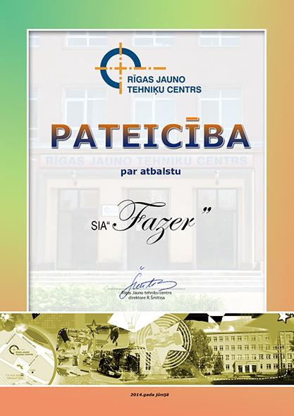 FAZER_PALDIES