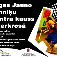 Rīgas Jauno tehniķu centra kauss interkrosā 2014
