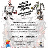 LEGO robotu cīņas 2014