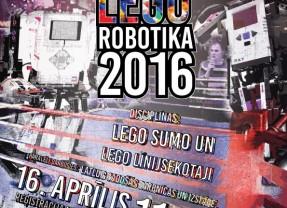 LEGO robotika 2016