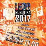 LEGO robotika 2017