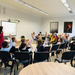 """Rīgas Jauno vides pētnieku forums """"Skolēni eksperimentē"""""""