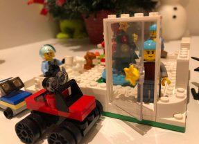 Izveido savu LEGO slidotavu