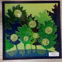 """Mūsu audzēkņi piedalās konkursā """"Gleznojumi uz zīda un stikla. """"Mežs kā dabas sastāvdaļa"""""""