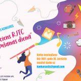 """Konkurss """"Sveiciens RJTC 70.dzimšanas dienā"""""""